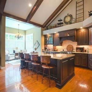 Residential Kitchen $80k-$120k