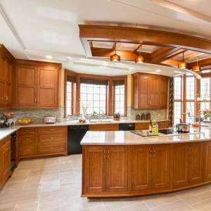 Residential Kitchen Over $120k