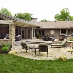 Residential Landscape Design Outdoor Living Over $60k